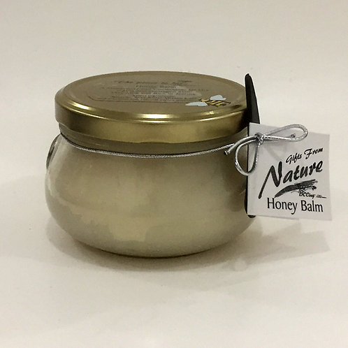 SIMPLY NATURAL HONEY BODY BALM JAR
