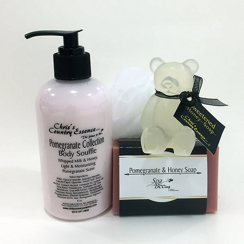 MOISTURIZING GIFT SET