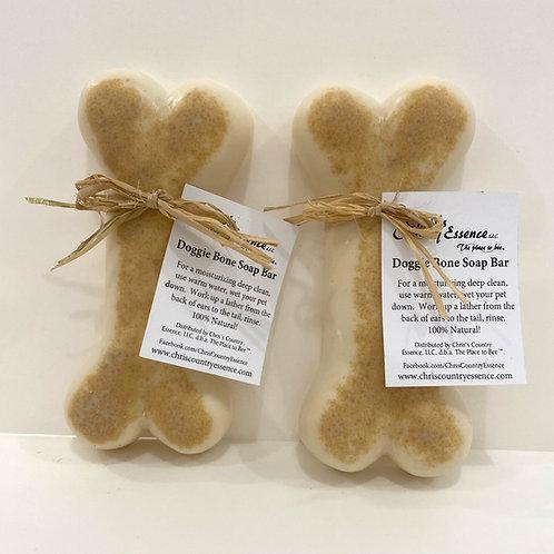 Doggie Bone Soap Bars