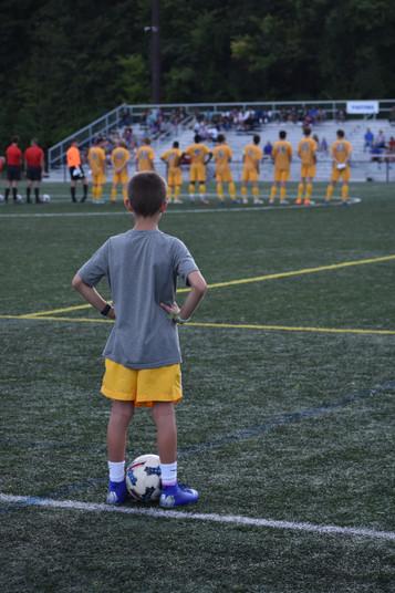CHS Soccer Senior Night