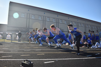 CHS Boys Track and Field
