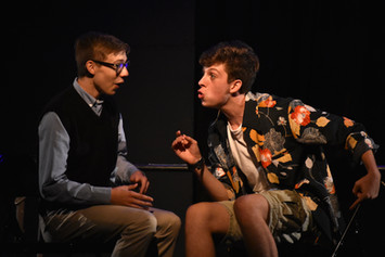 CHS Theatre & Film, Studio One Acts