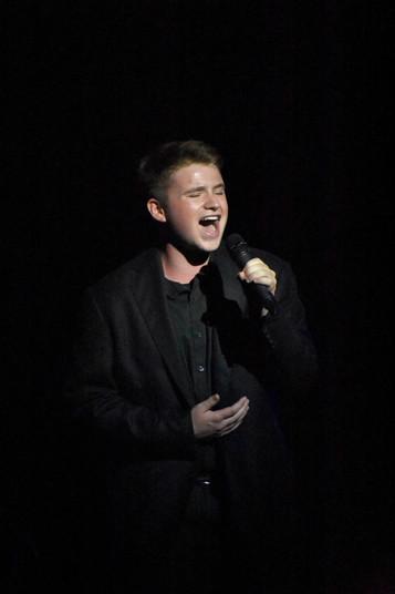 CHS Choirs, Edges, Griffin Scott