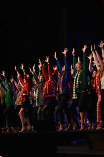 CHS Holiday Spectacular Rehearsal