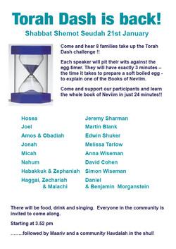 Torah Dash Neviim II is coming