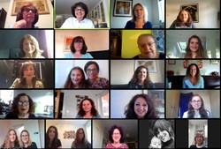 01 Ladies Megillat Ruth Reading and Ladi