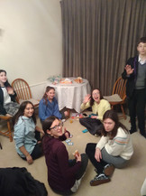 Youth Chanukah Party