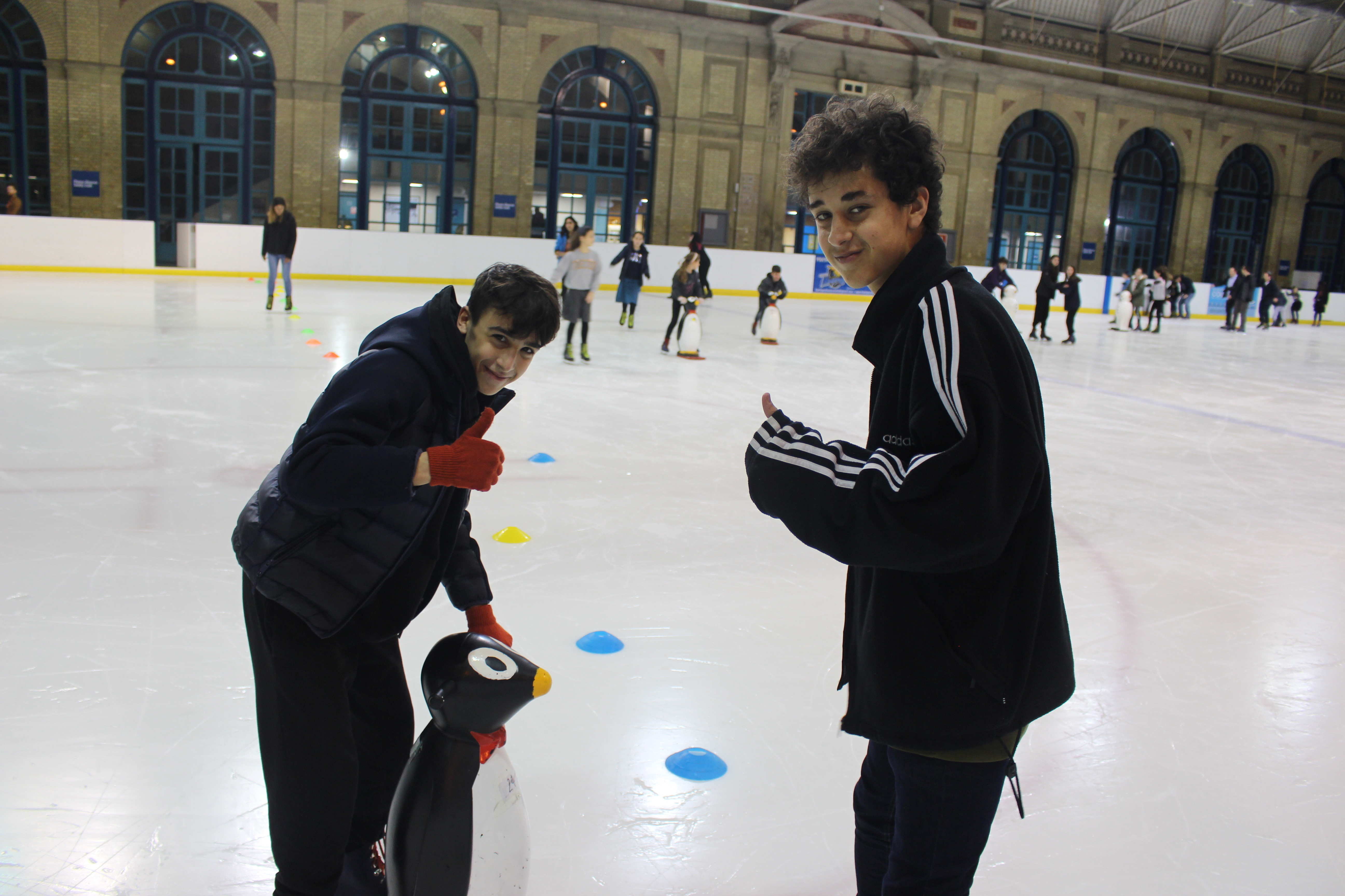 13 Alexandra Palace Ice Rink Community o