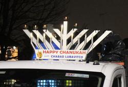 Chanukah Parade