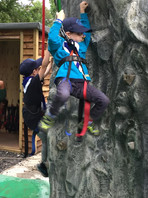 Beavers at the Activity Centre