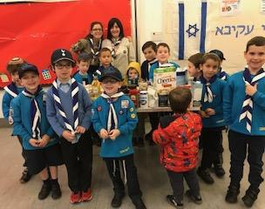 Mitzvah Day Beavers 2018