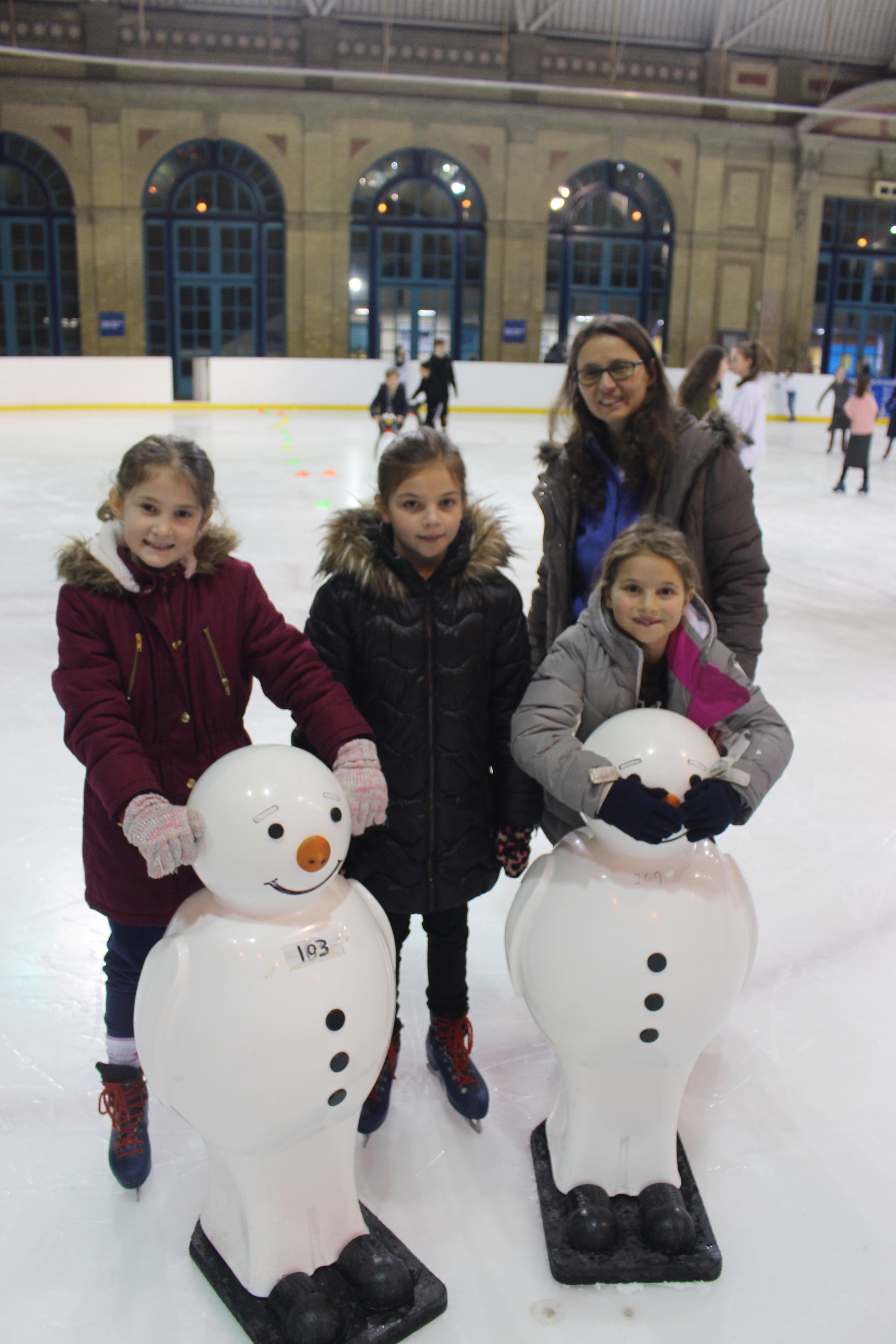 16 Alexandra Palace Ice Rink Community o