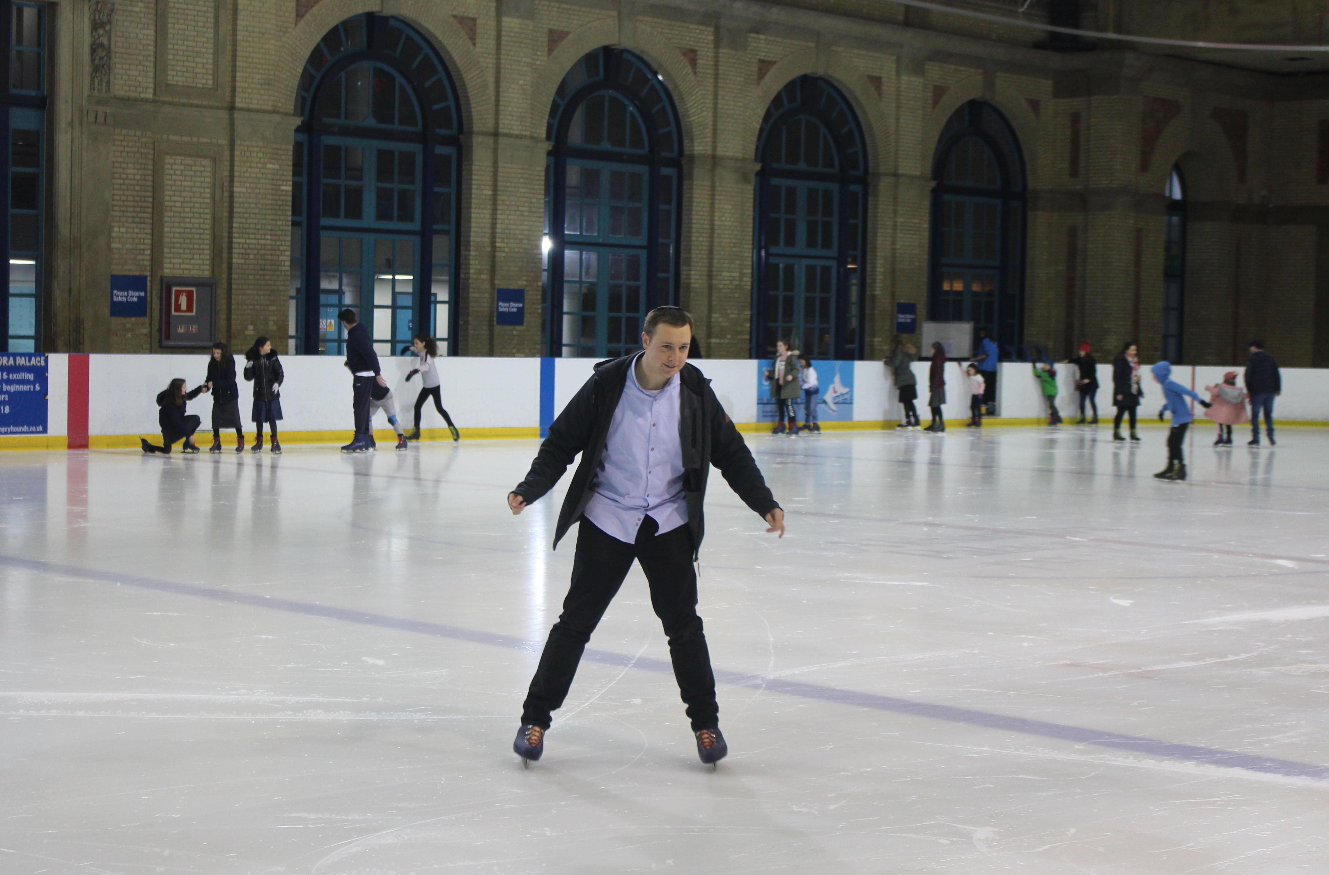03 Alexandra Palace Ice Rink Community o