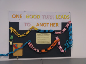 Brownies Kindness Chain
