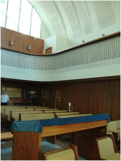 Shul Seating