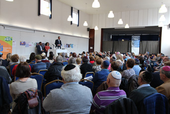 Interfaith WPS and North Finchley Mosque