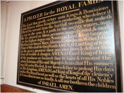 Prayer for the Royal Family