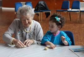 Day Centre with Yavneh Nursery and Jenny from JOY Shabbat UK 2016