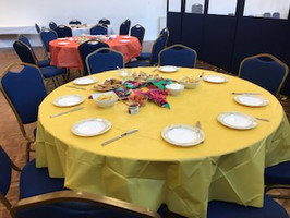 JAMI tea at WPS Mitzvah Day 2018