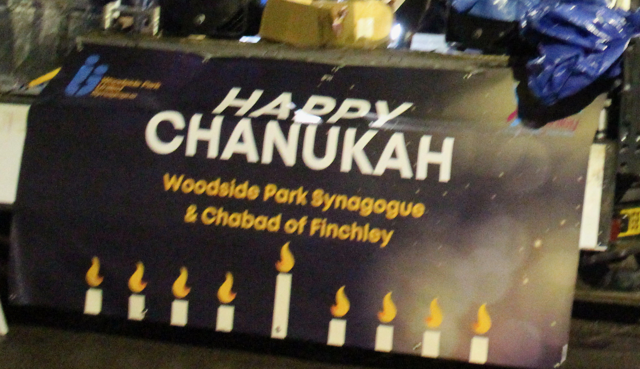 Chanukah Parade