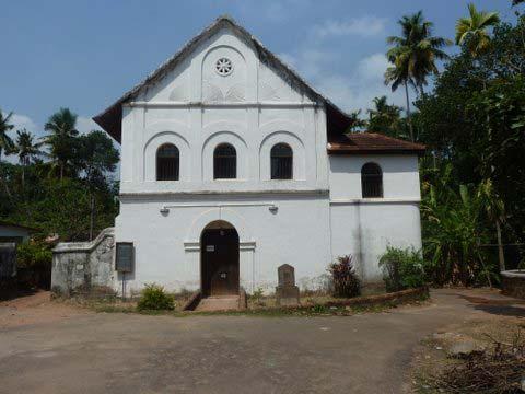 Chennamangalam Synagogue