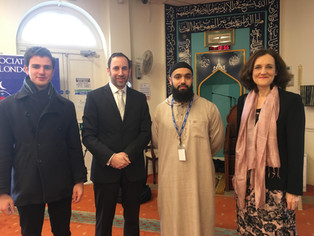 Visit My Mosque Day 2018