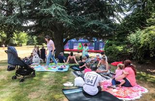 Community Summer BBQ 2018