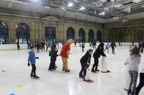 14 Alexandra Palace Ice Rink Community o