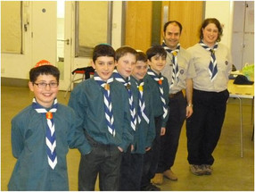 20th Finchley Scouts
