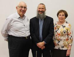 Rabbi Prof. Gideon Weitzman