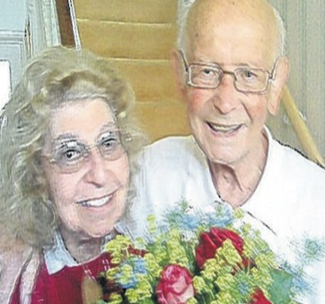 Alfred and Shirley Huberman