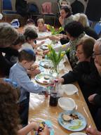Yavneh Grandparents Mock Seder 2019_2451