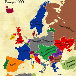 europe 1933