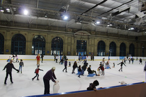 50 Alexandra Palace Ice Rink Community o