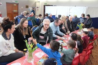 Yavneh Grandparents Mock Seder 2019_2416
