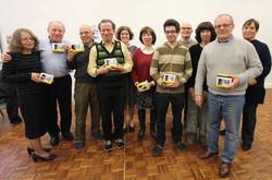 Supper Quiz Winners 2016