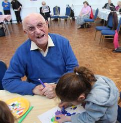 Barnet Mayor visits WPS Day Centre
