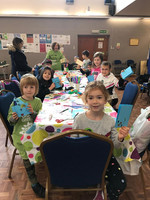 Cubs on Mitzvah Day 2019