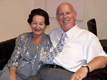 Phyllis and Michael Plaskow MBE