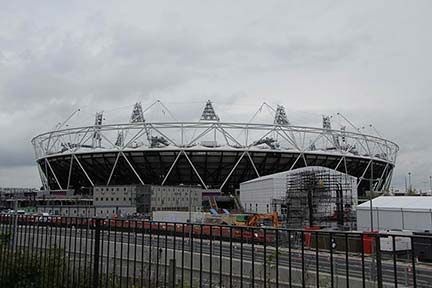 Olympic Stadium Walk