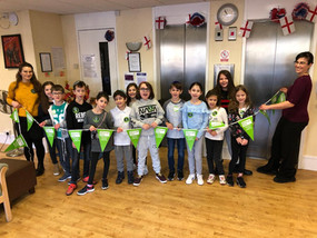 Mitzvah Day Cheder 2018