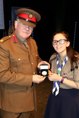 Sara awarded Jack Petchy Award