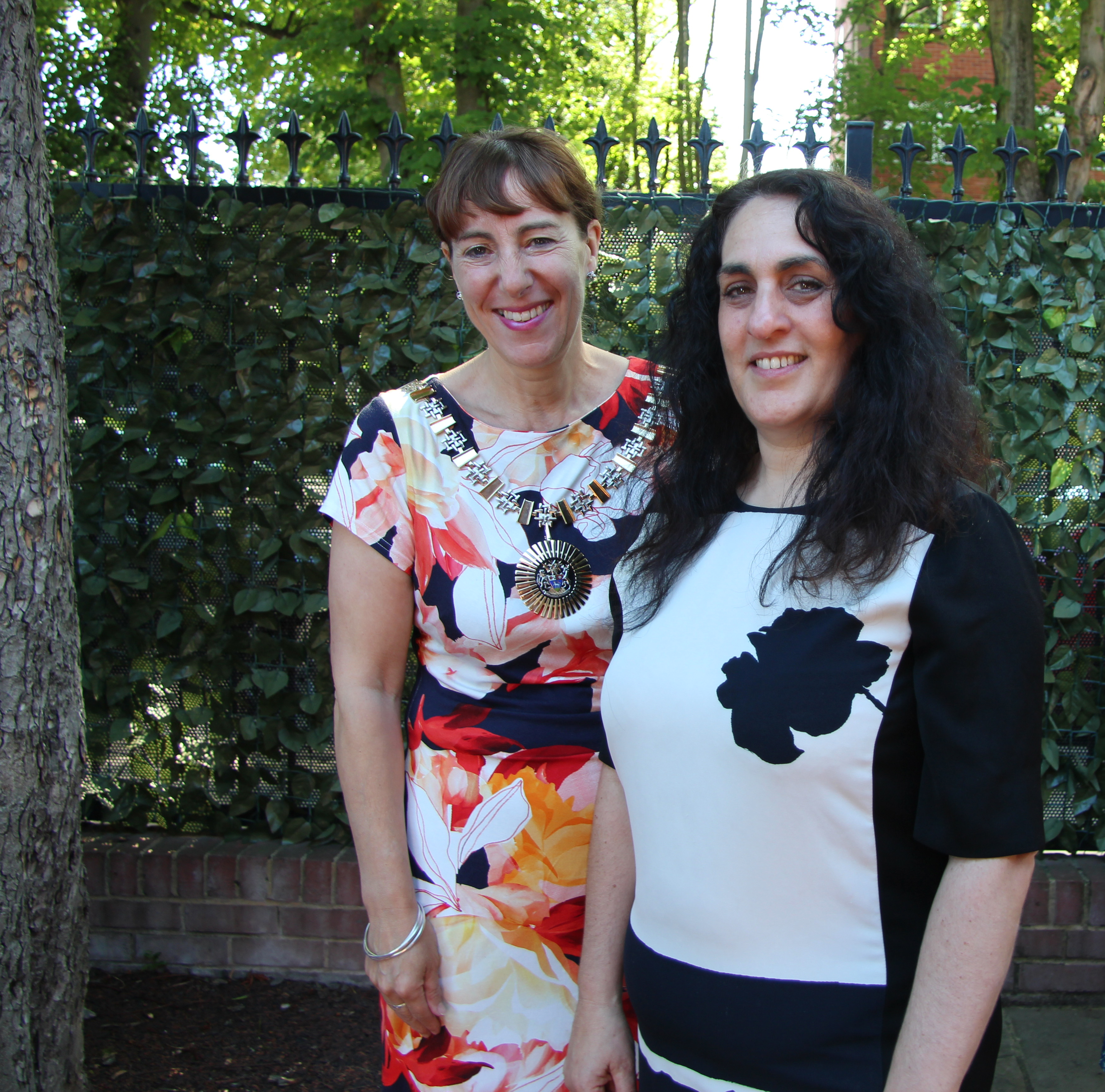 04 Yavneh Garden Party 2019 Mayoress and