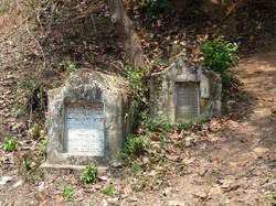 neglected Jewish cemetery