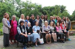 Ladies Megillat Ruth Readers and Ladies Tikkun 2017