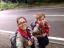 Scout Hike