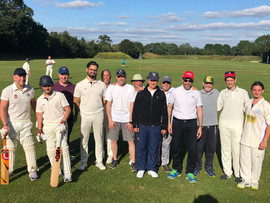 WPS vs Highgate cricket July 2019