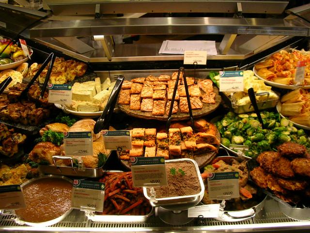 language of food