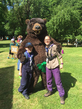 Cubs at Gilwell Park