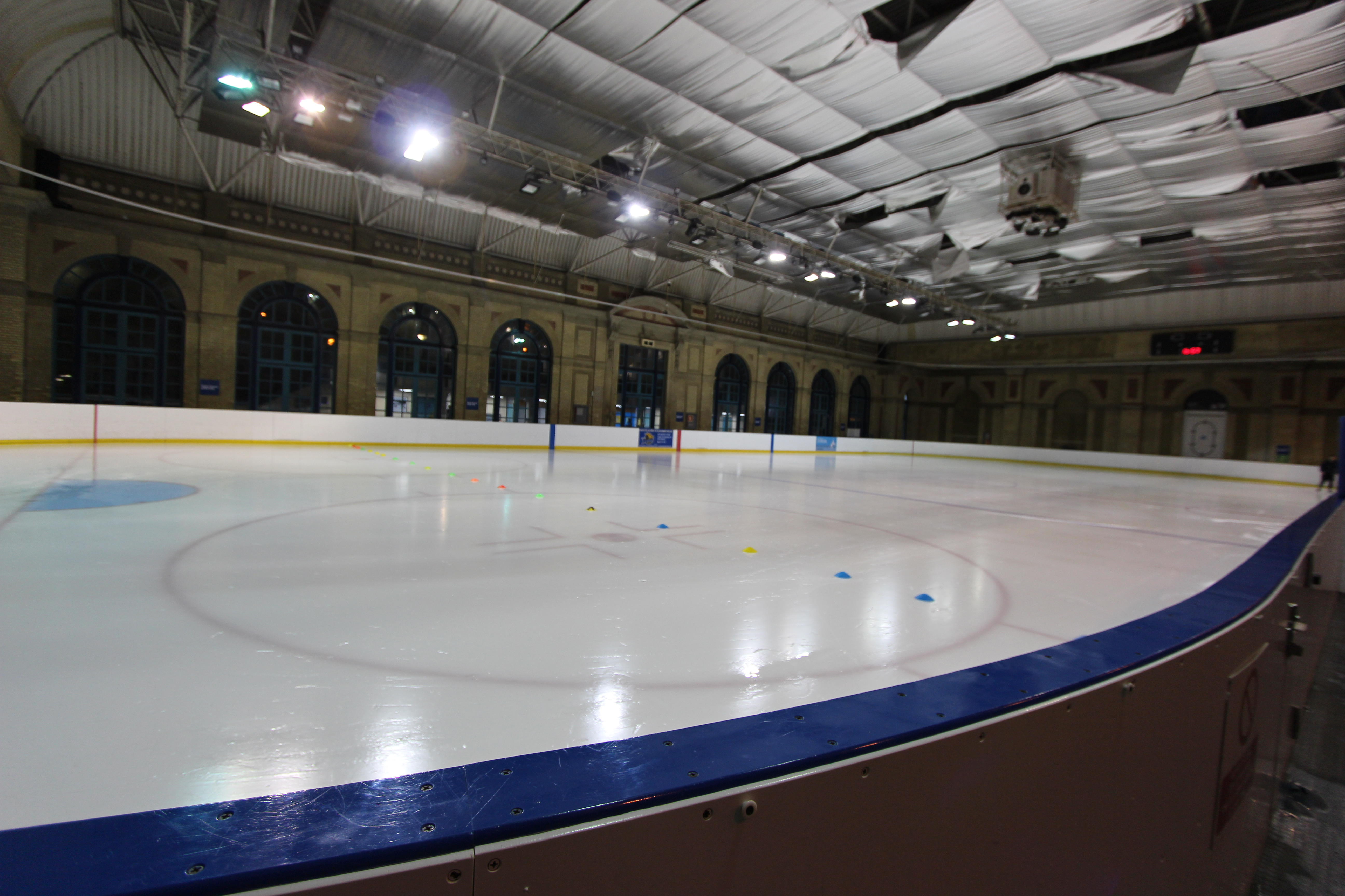 01 Alexandra Palace Ice Rink Community o